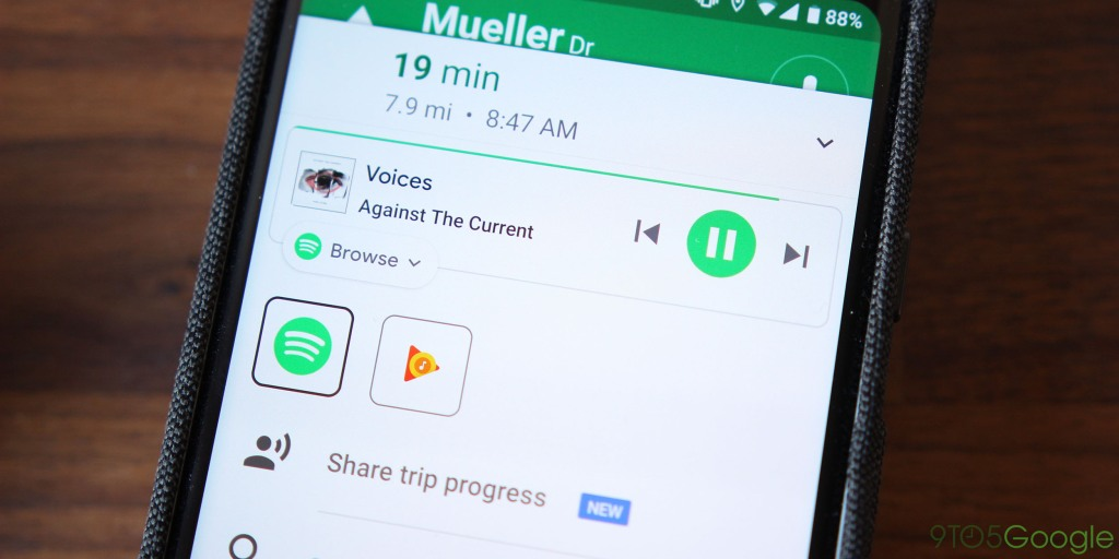 Photo of Google Maps playback controls now support YouTube Music – 9to5Google | Abner Li