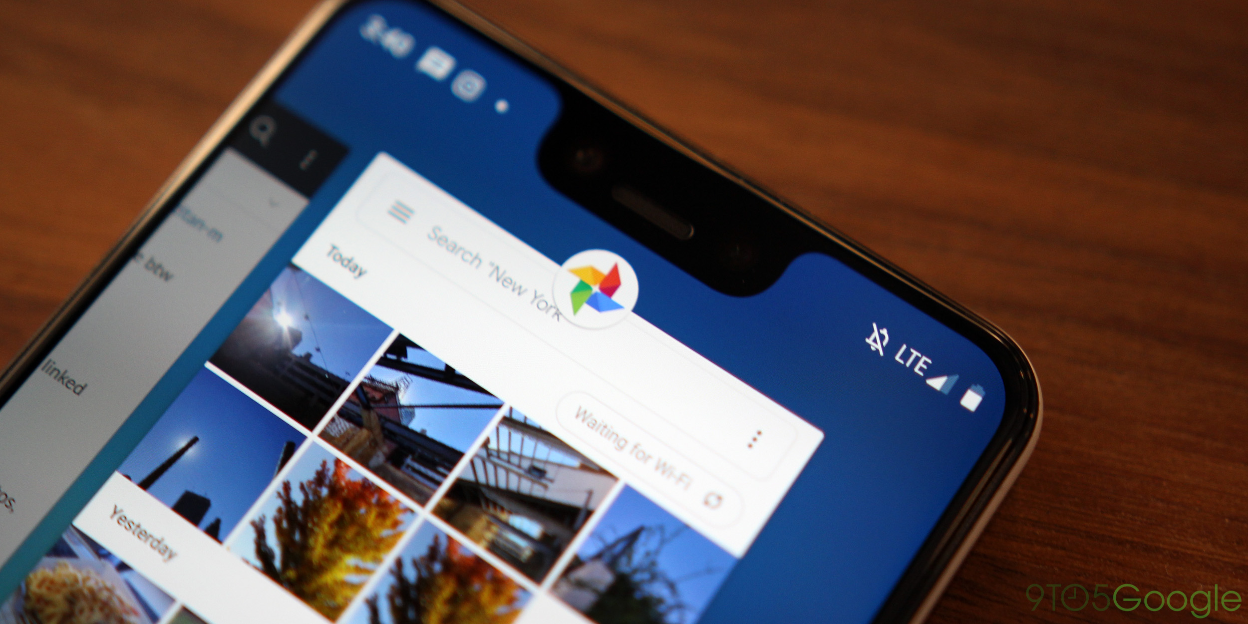 Google Photos on the web updated with Google Material Theme [Gallery]