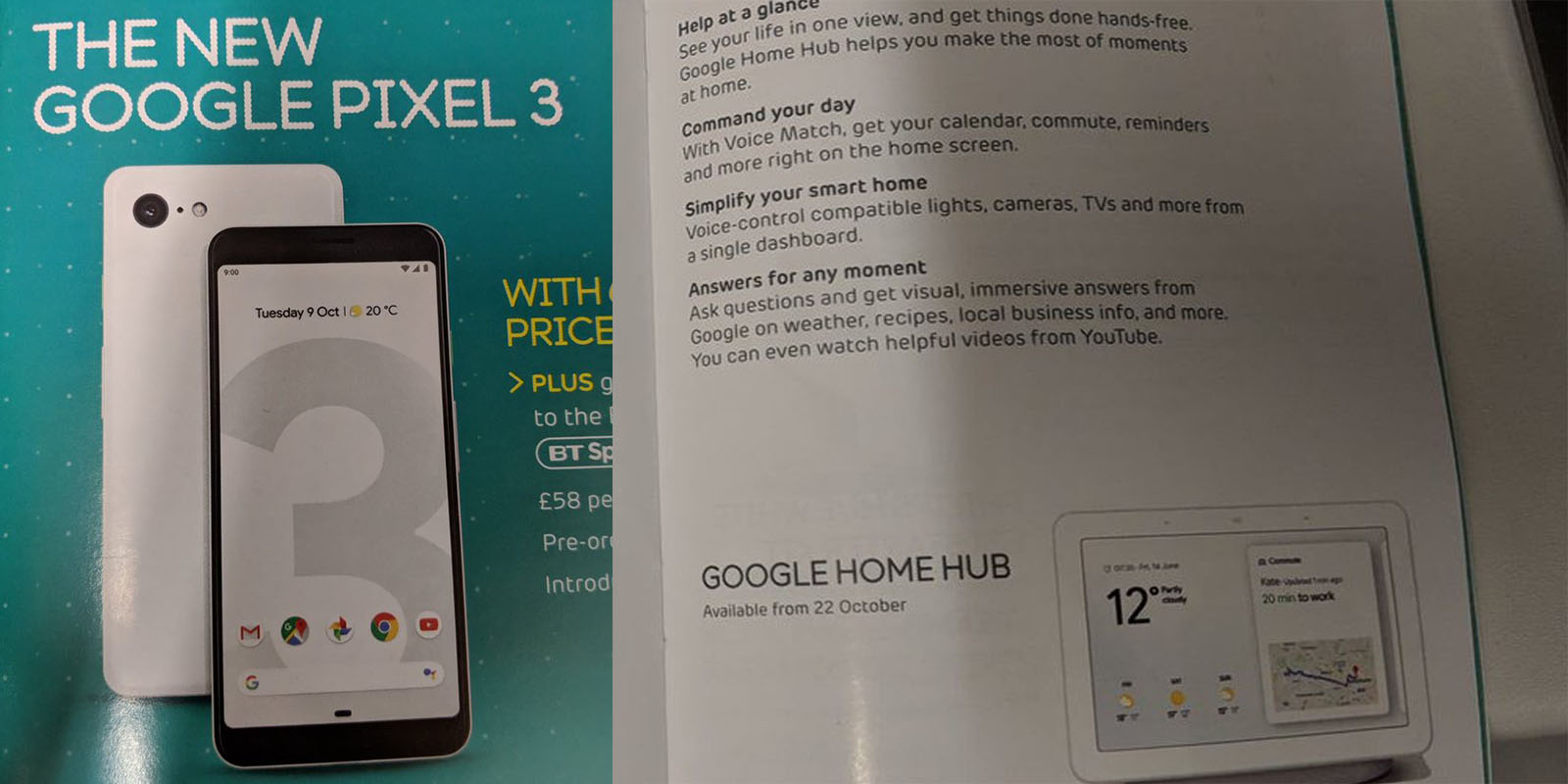 google pixel 3 top shot