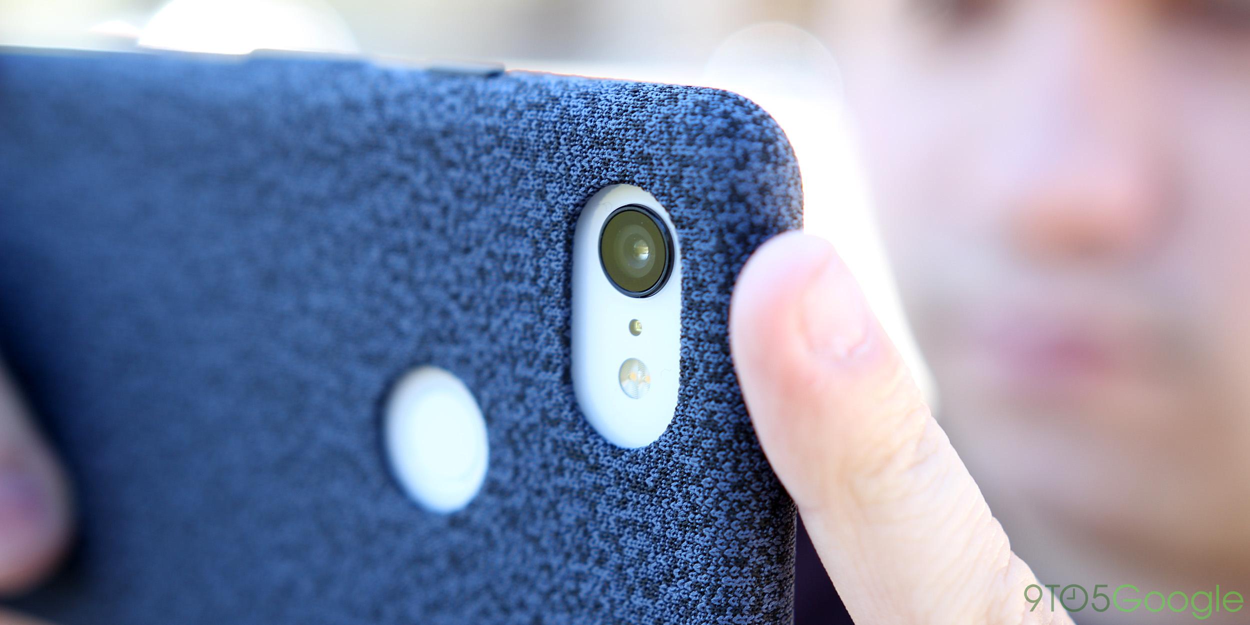 камера Google Pixel 3 xl - -
