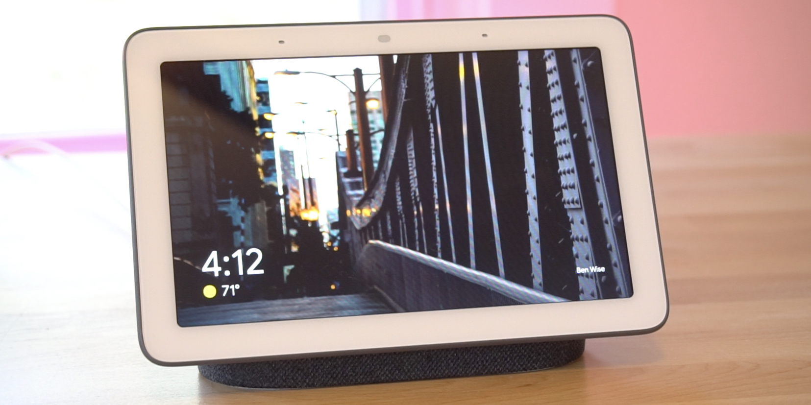 google home hub review at the intersection of useful and just plain cute video