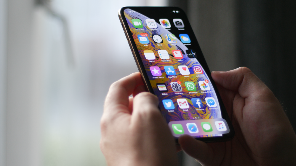 iPhone XS Max Software