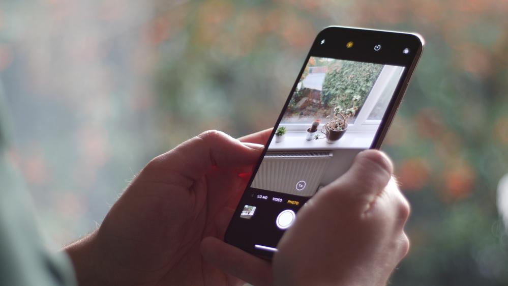iPhone XS Max Camera App