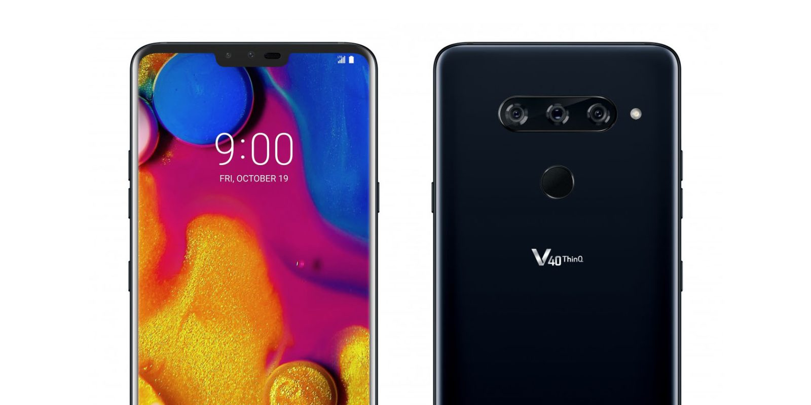 LG V40 ThinQ tidbits: Details you might have missed - 9to5Google