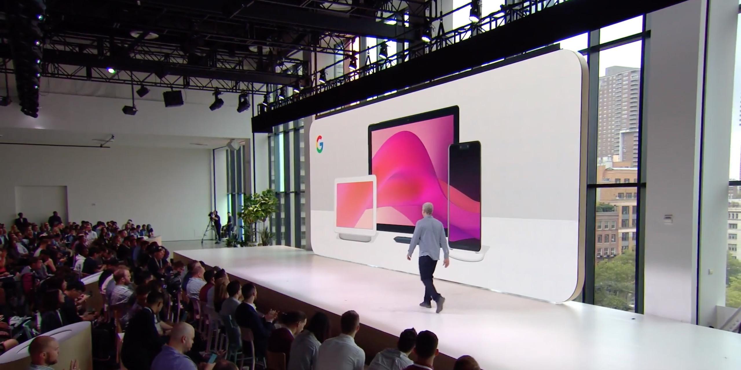 Rick Osterloh spricht über Pixel 3, Flops und Made by Googles Zukunft vor den Ankündigungen von I / O 2019