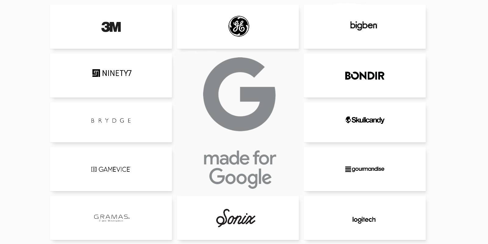 meet the new brands joining made for google logitech skullcandy and more