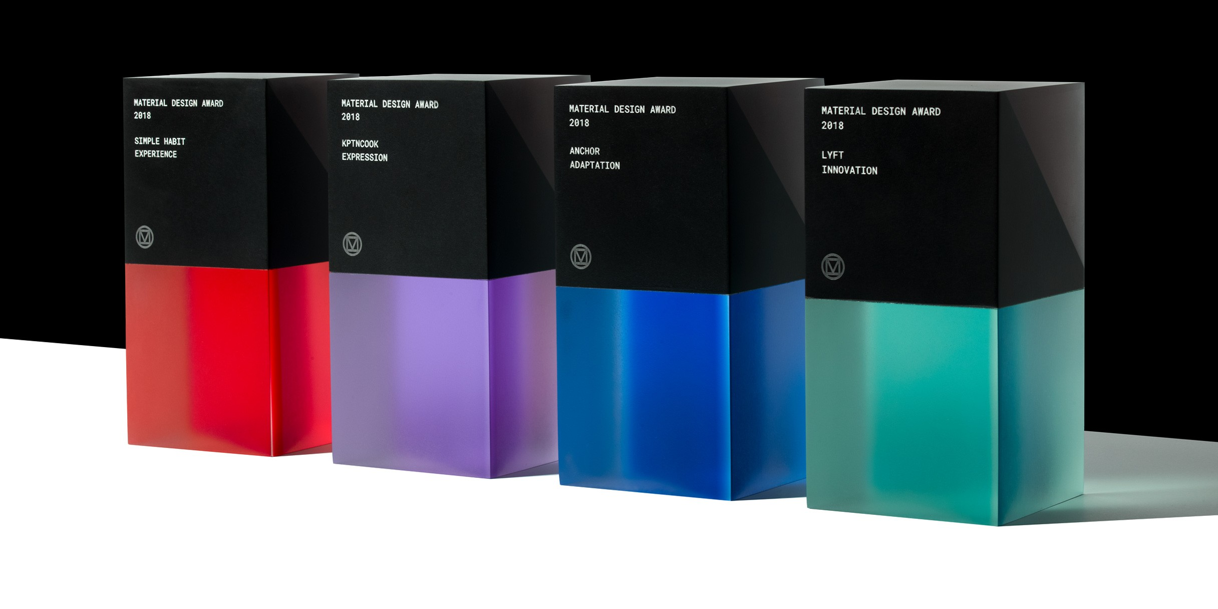 2018 Material Design Award winners announced, all featuring unique Material Themes