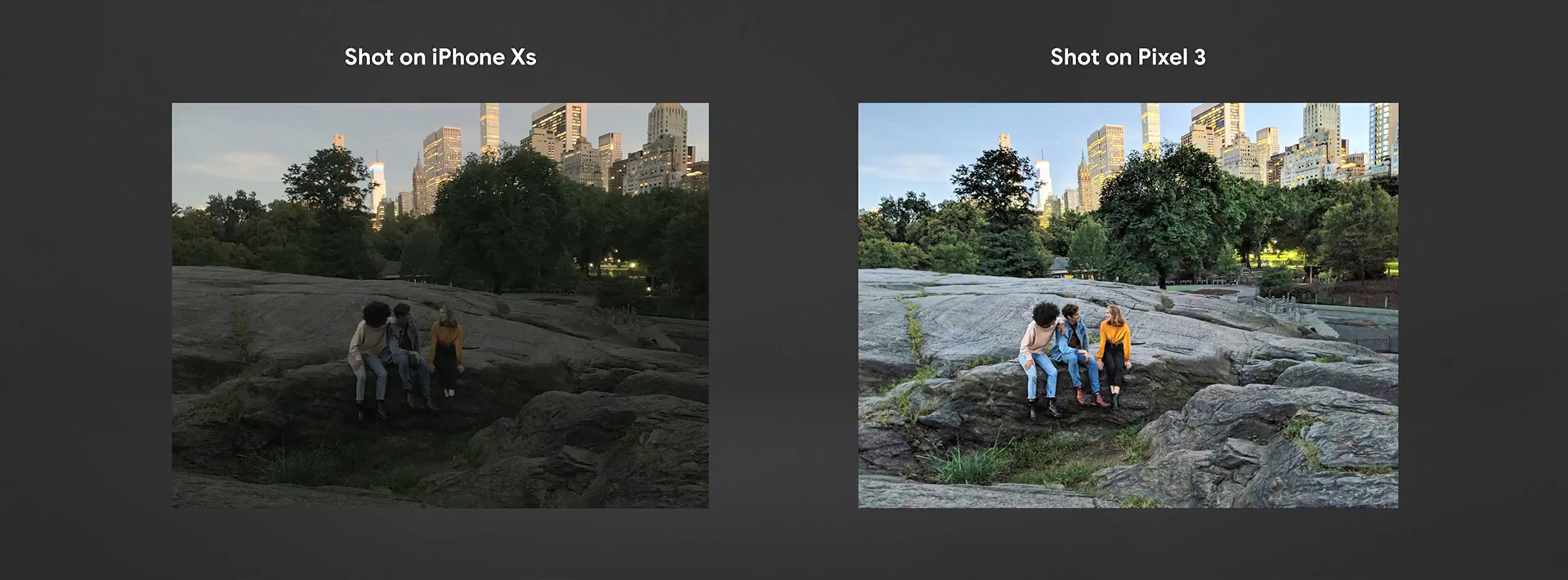 Pixel 3 vs iPhone XS: Which camera is better?