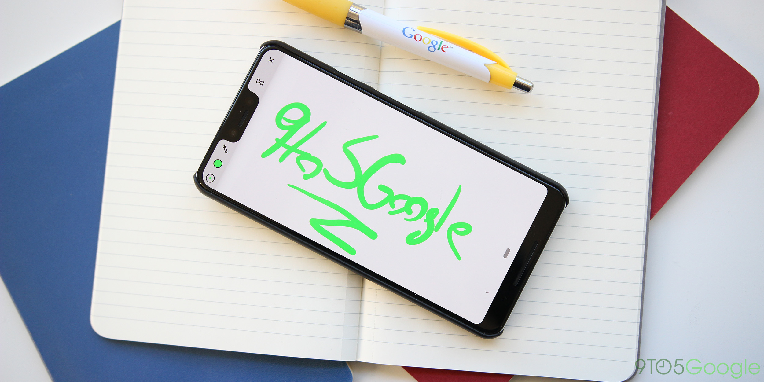 Google Pixel 3 Easter Egg Is A Neat Drawing Pad Video 9to5google