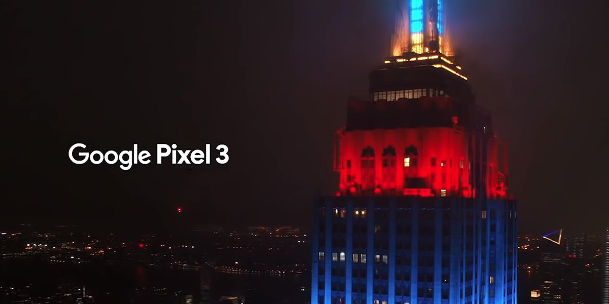 google pixel 3 shot most of eminem s venom music video on the empire state building