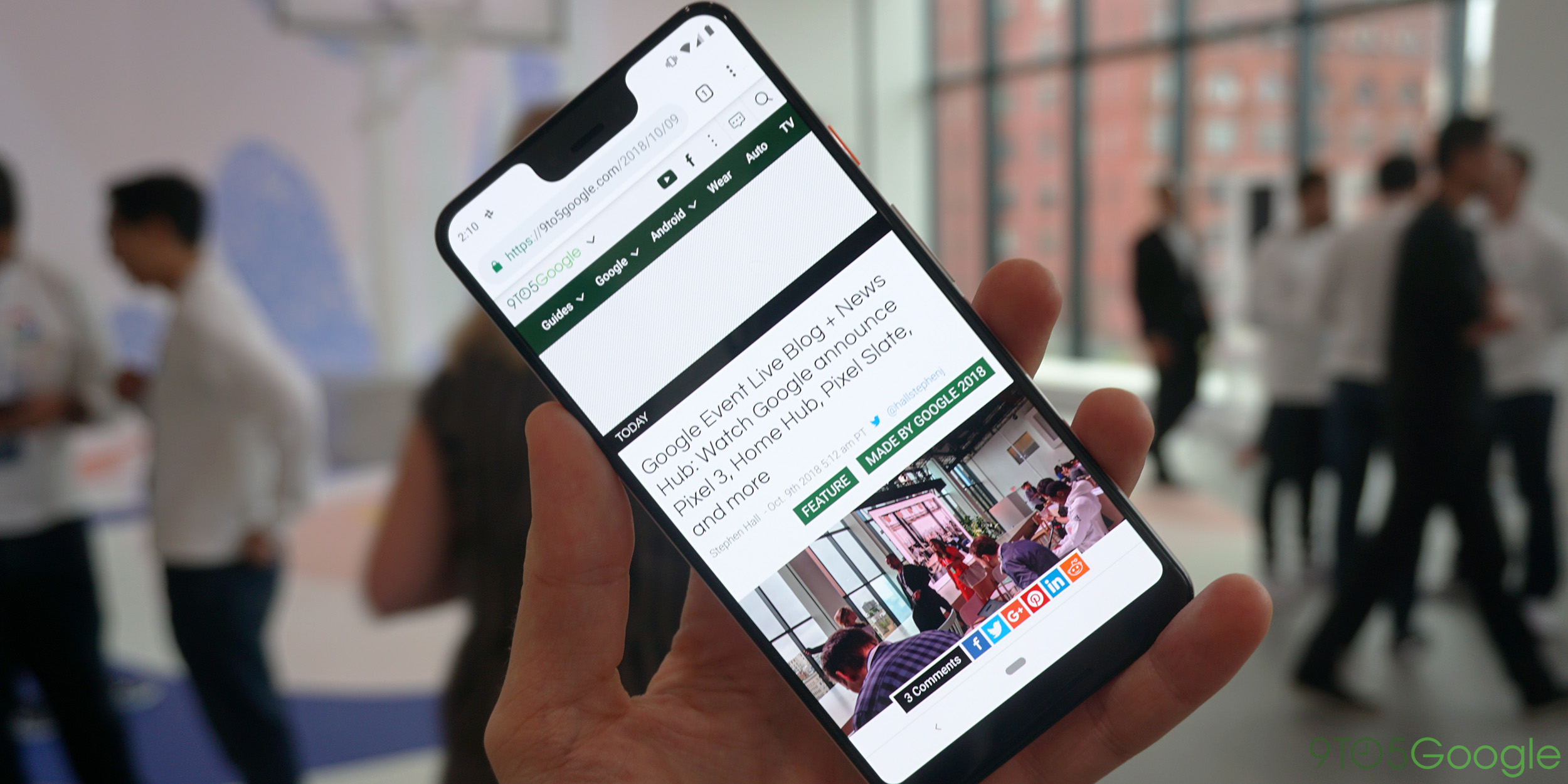 in depth pixel 3 xl display test puts google in the same ballpark as samsung and apple