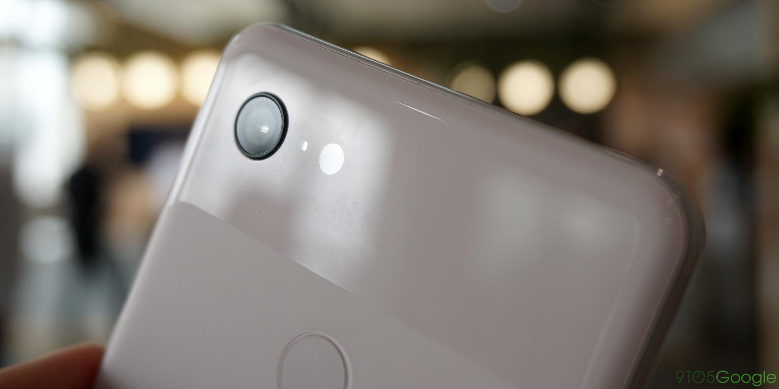update google camera 6 1 pixel 3 camera adds ai powered top shot night sight google lens