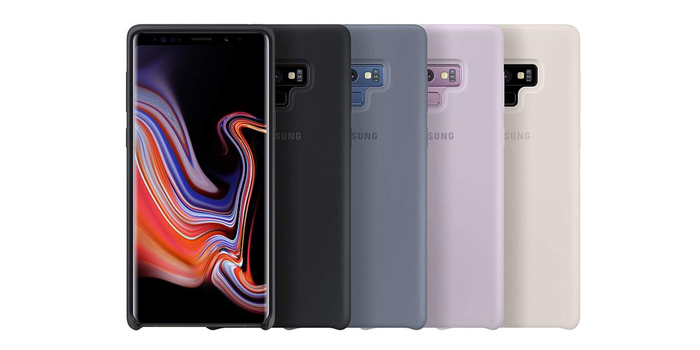 uk availability ccef6 4ce5e Hands-on: Best cases for the Samsung Galaxy Note 9 [Video] - 9to5Google