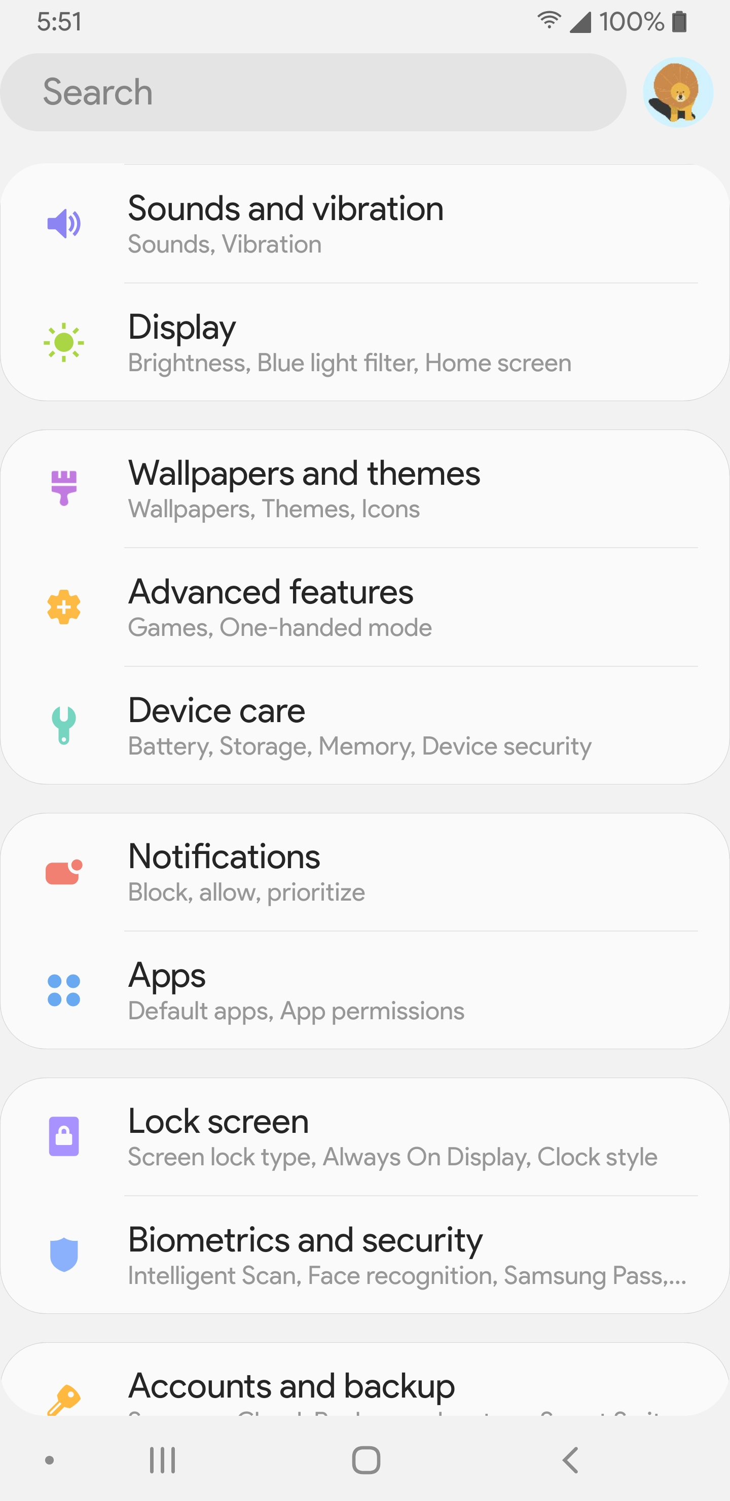 Samsung Android Pie: Another look at Galaxy S9+ beta build