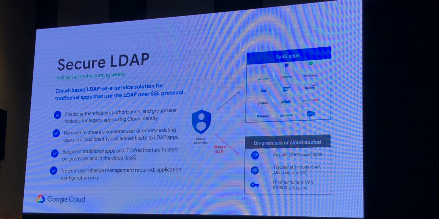 Google details cloud LDAP service including pricing - 9to5Google