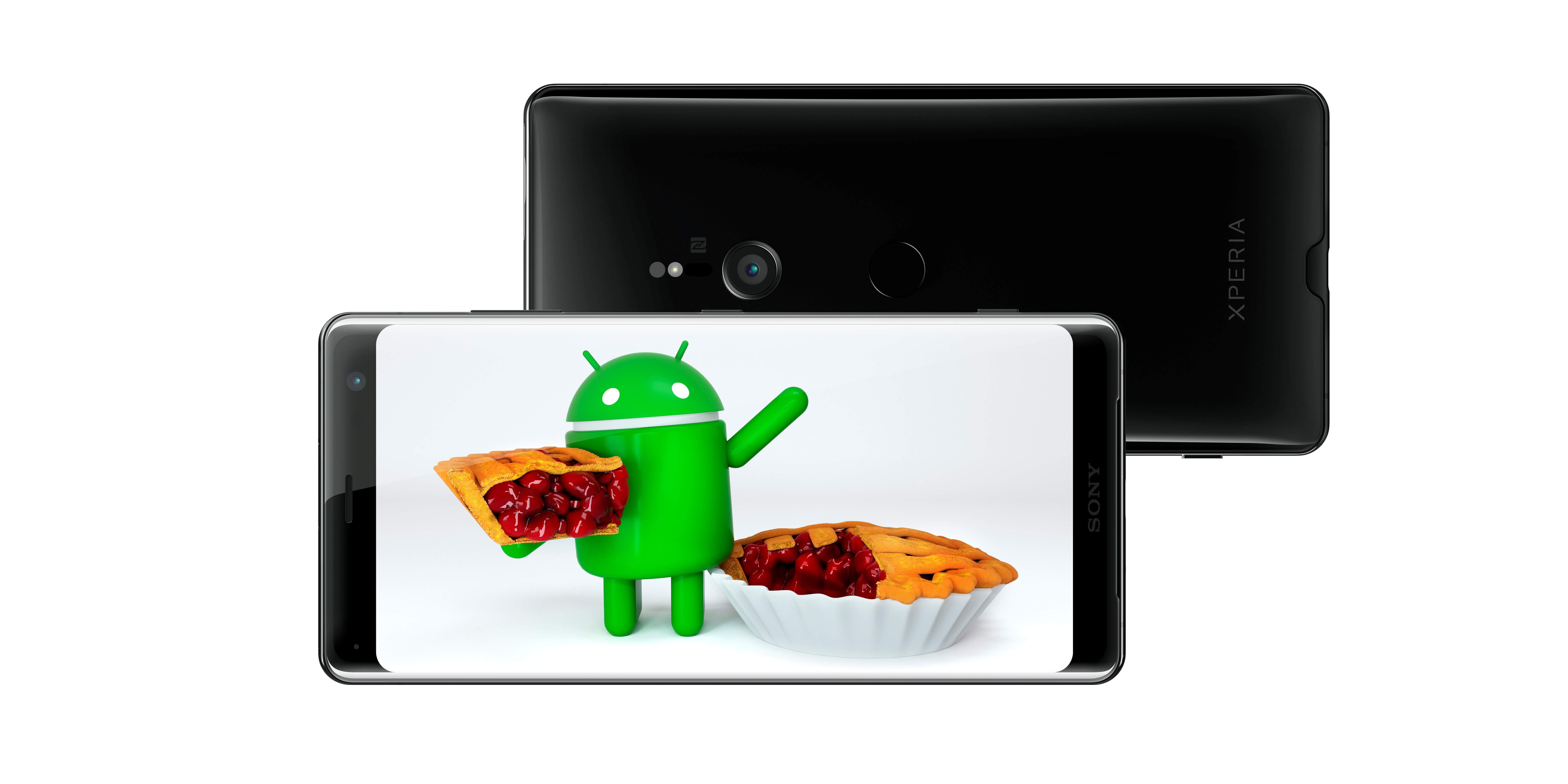 sony reveals android 9 pie upgrade dates for xperia xz premium xz1 xa2 more