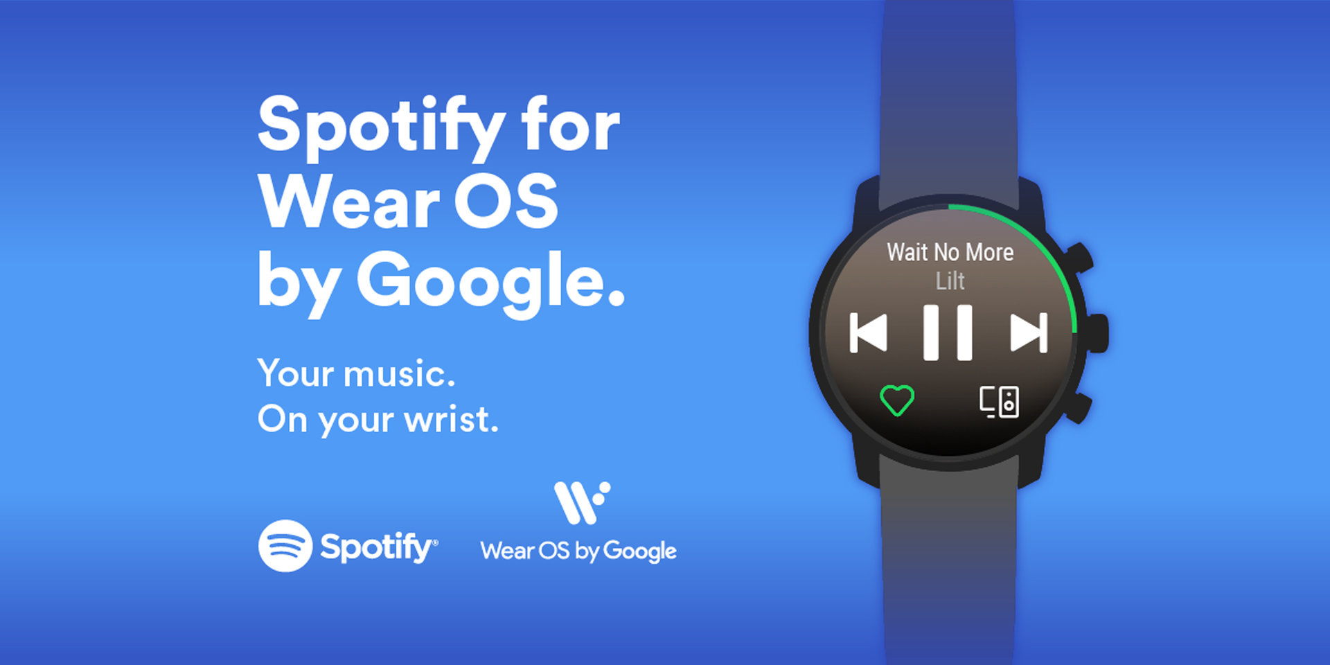 spotify debuts new wear os app w connect integration music controls