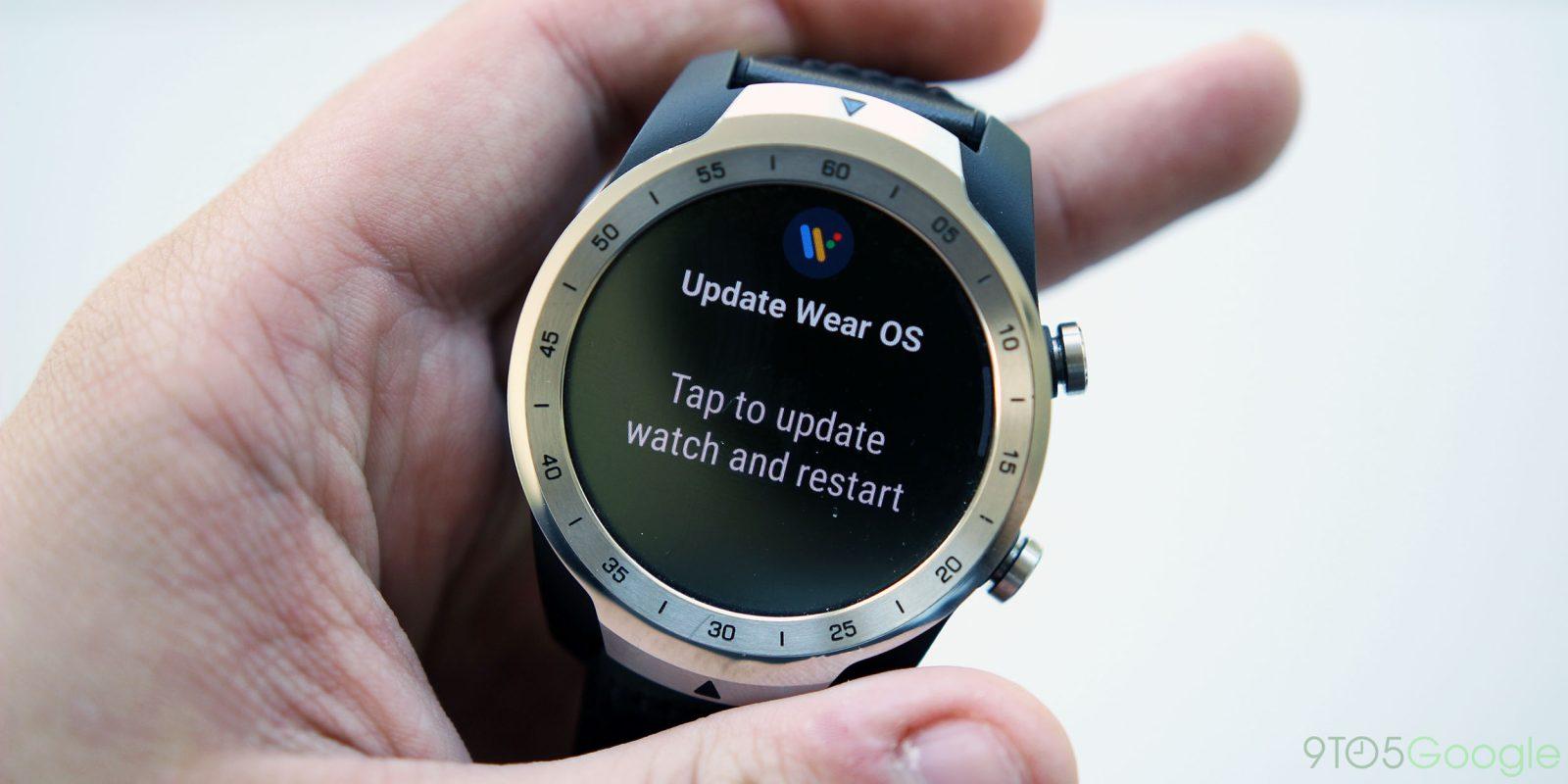 Wear OS version H: Battery saver, better app switching, more
