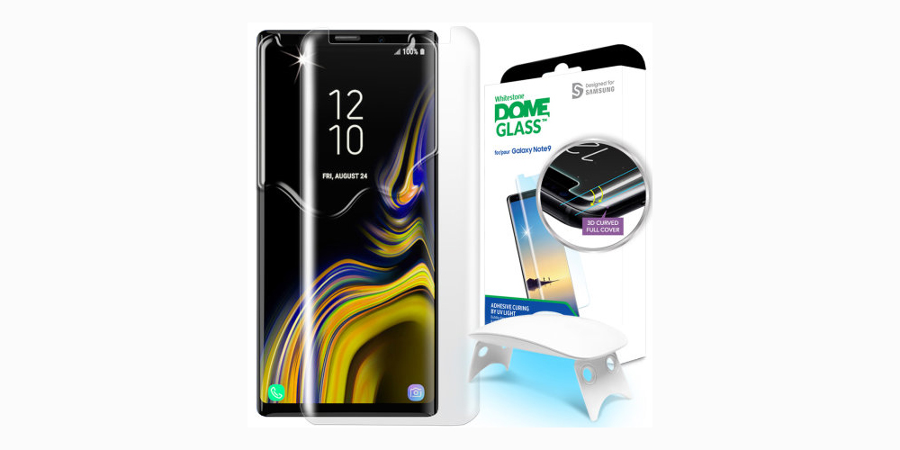 Friday 5: Best Samsung Galaxy Note 9 screen protectors [Video