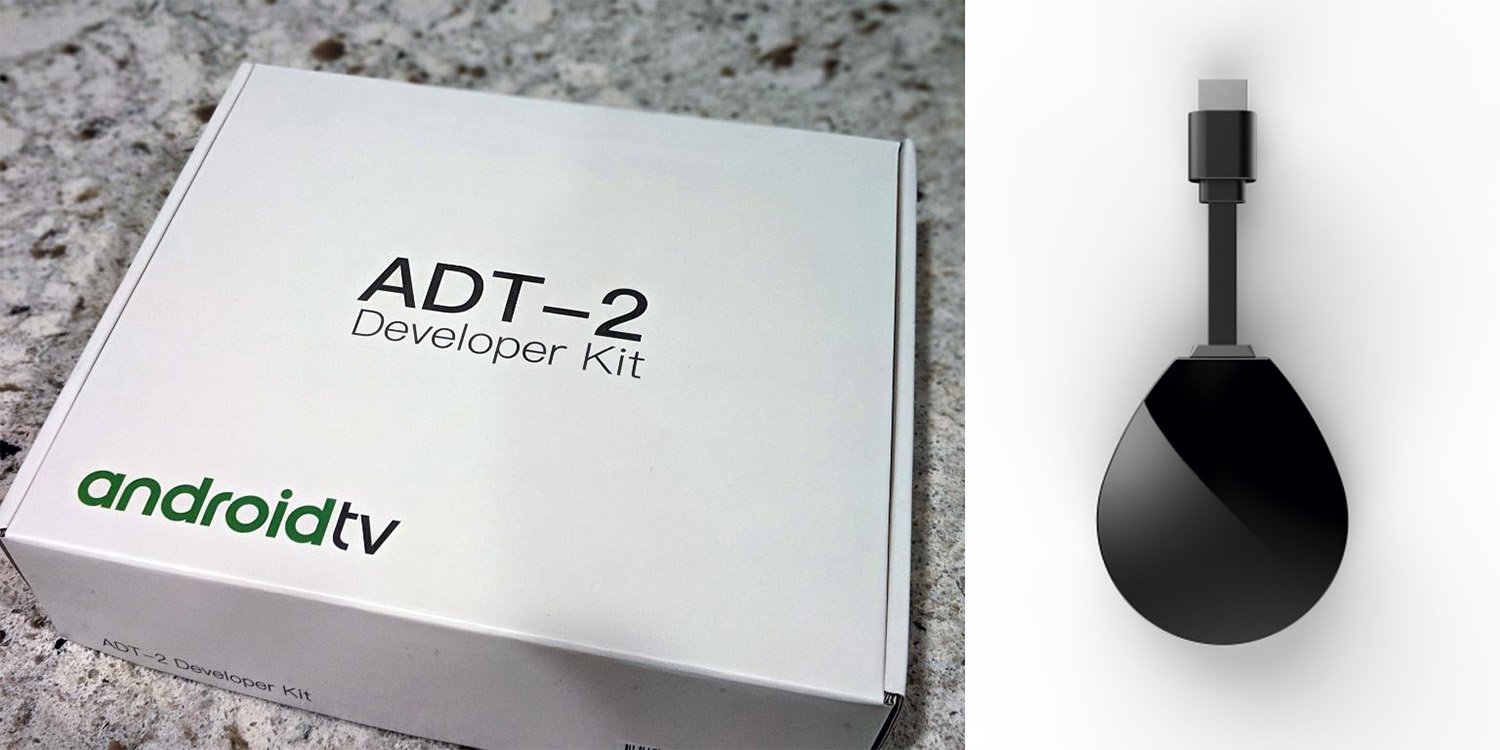 Google's ADT-2 Android TV dongle is 'almost ready' - 9to5Google