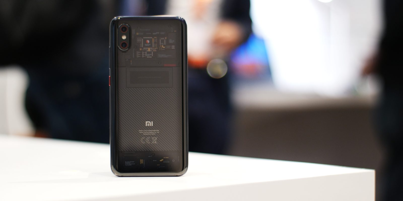 Hands-on: The Xiaomi Mi 8 Pro is a high quality iPhone XS