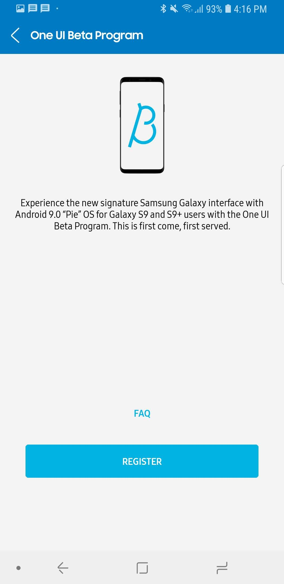 How to install Galaxy S9 Android Pie w/ One UI beta update