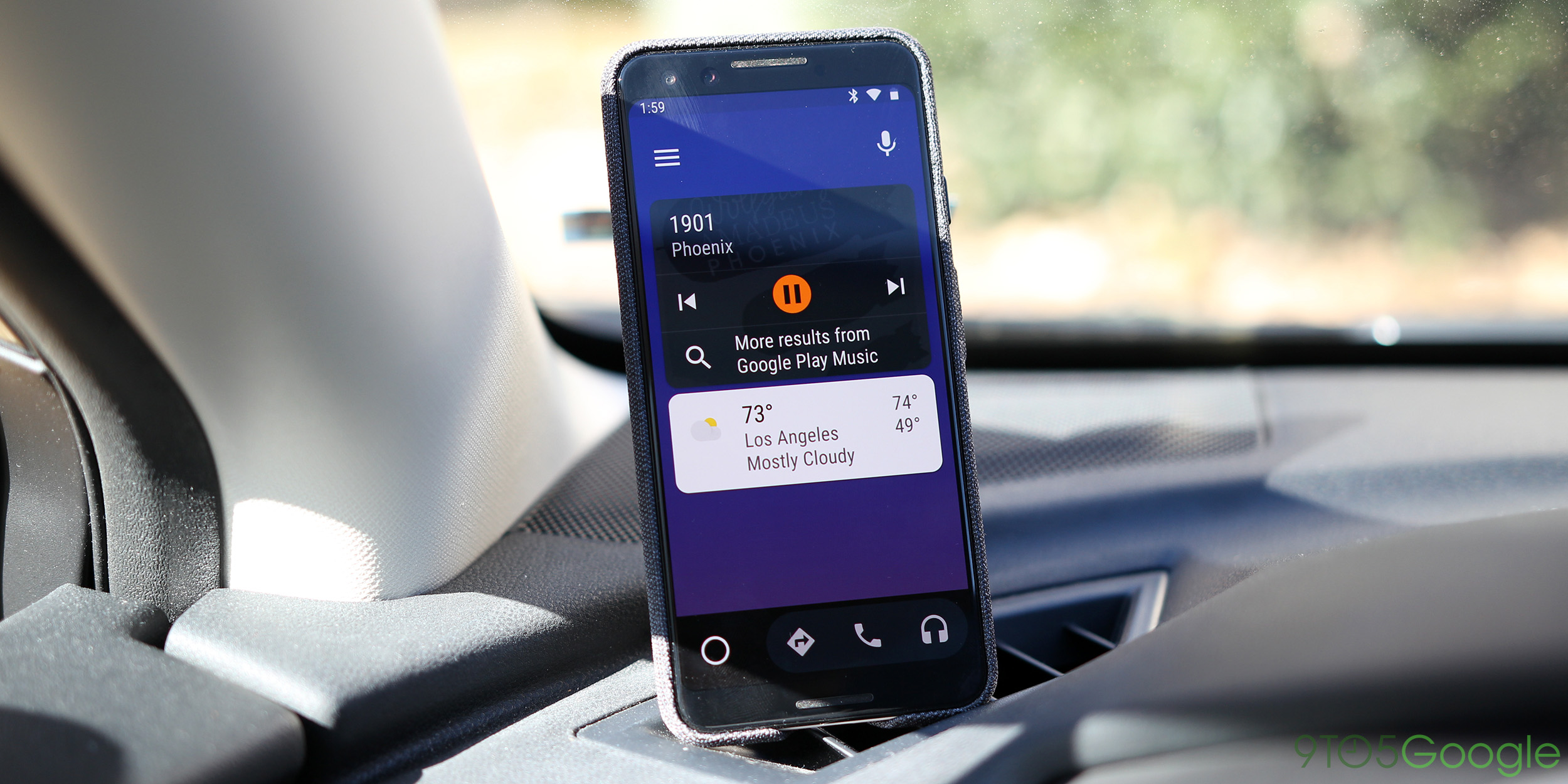 Android Auto 3 8 improves media browsing, supports MMS, RCS