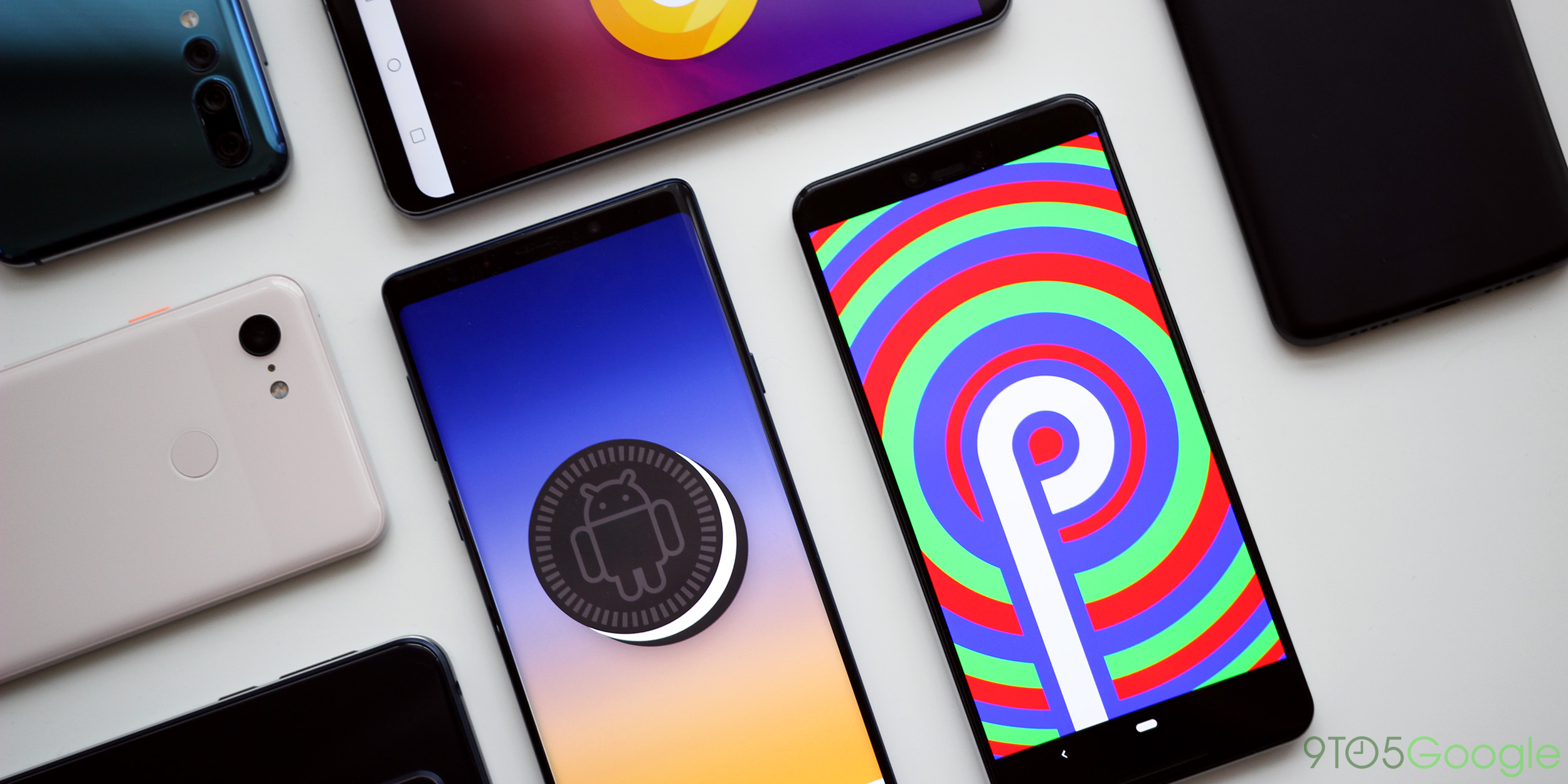 Google: Android Pie to hit more devices in 2018 vs Oreo