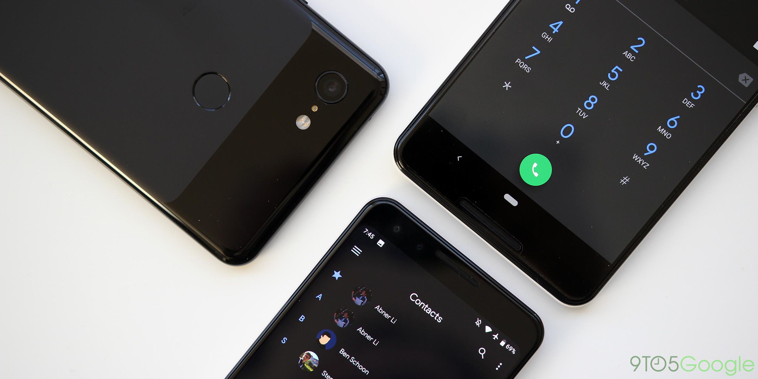 Top Stories: Android Q leak, Note 8 Pie, Pixel 3 Lite