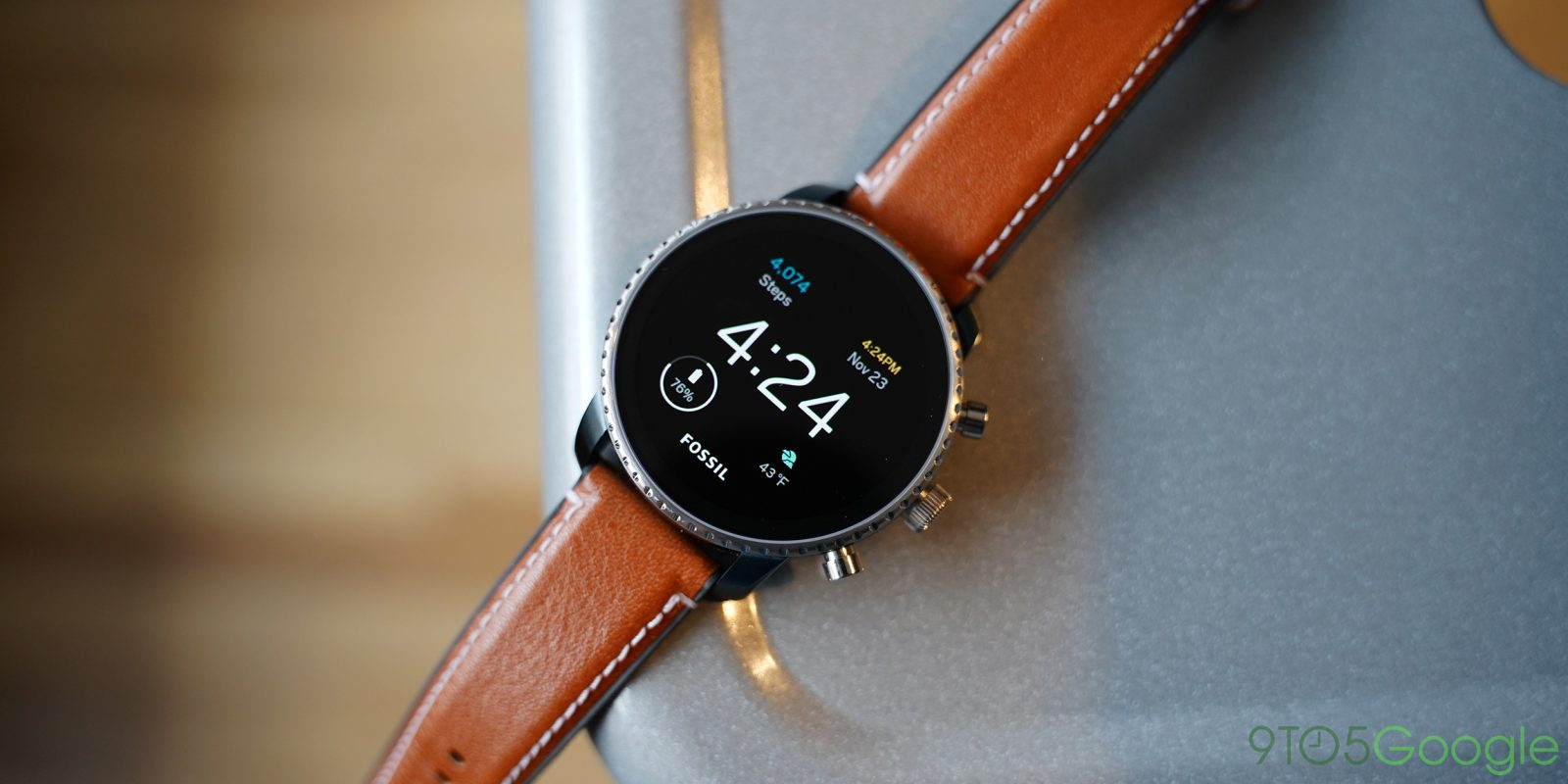 Wear OS performance seems to get better when you turn off auto-brightness