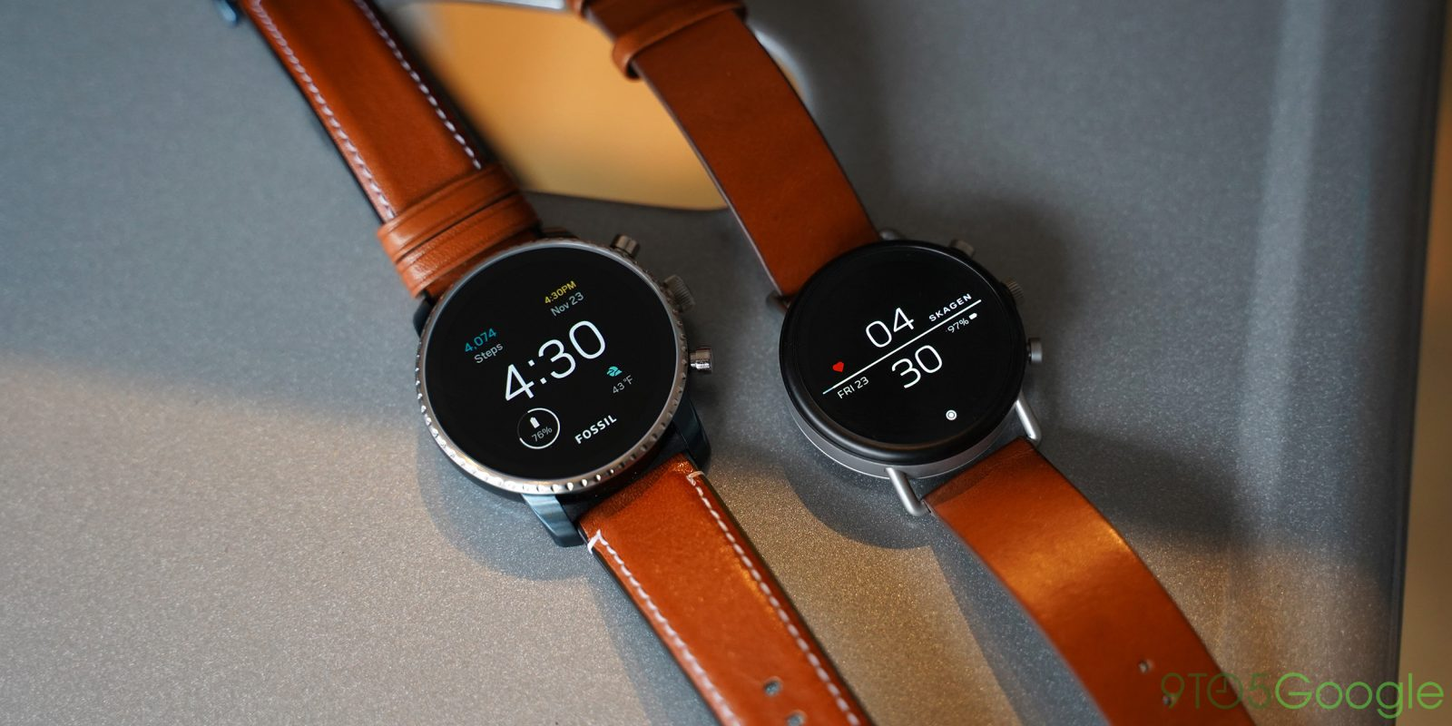 91170a6fd Review: Skagen Falster 2 and Fossil Q Explorist HR are brilliant Wear OS  watches unfortunately w/ old chipsets
