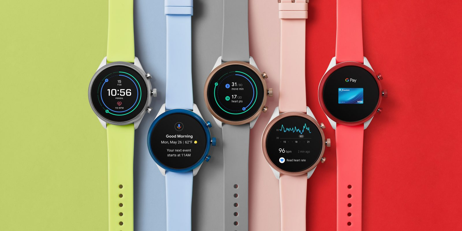 Fossil Sport brings Snapdragon Wear 3100 for $255 - 9to5Google