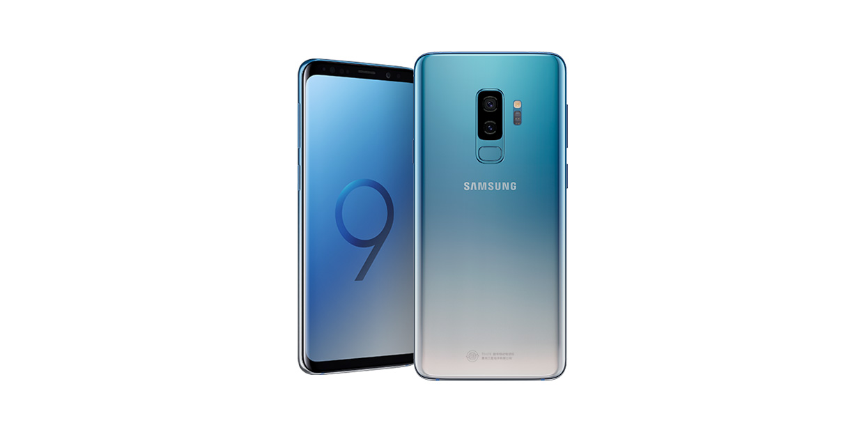 Samsung Launches Beautiful Ice Blue Galaxy S9 Grant Color Option