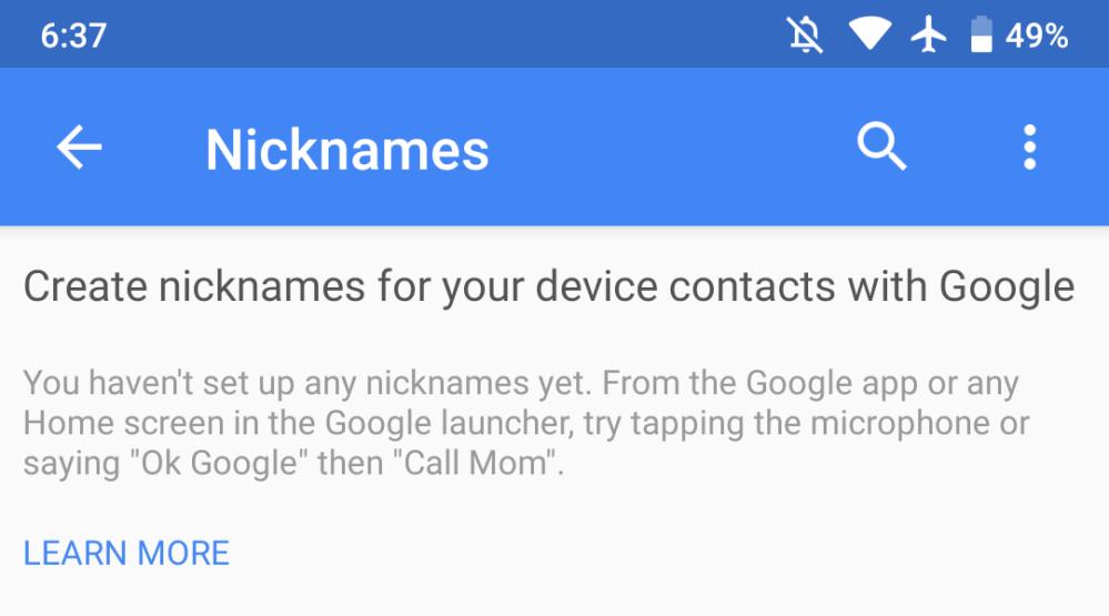 Google App 8.44 Preps Aktionsempfehlungen für Assistent, Alarme einstellen, mehr [APK Insight]