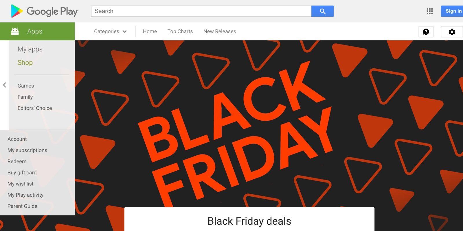 Ryddig Update: Live] Google Play Cyber Week includes a $.99 movie rental EI-04