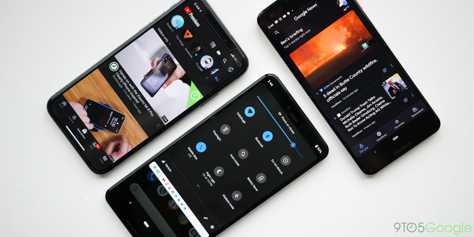 Google Dark Mode app roundup  Everything available so far - 9to5Google 2e79033e63f9a