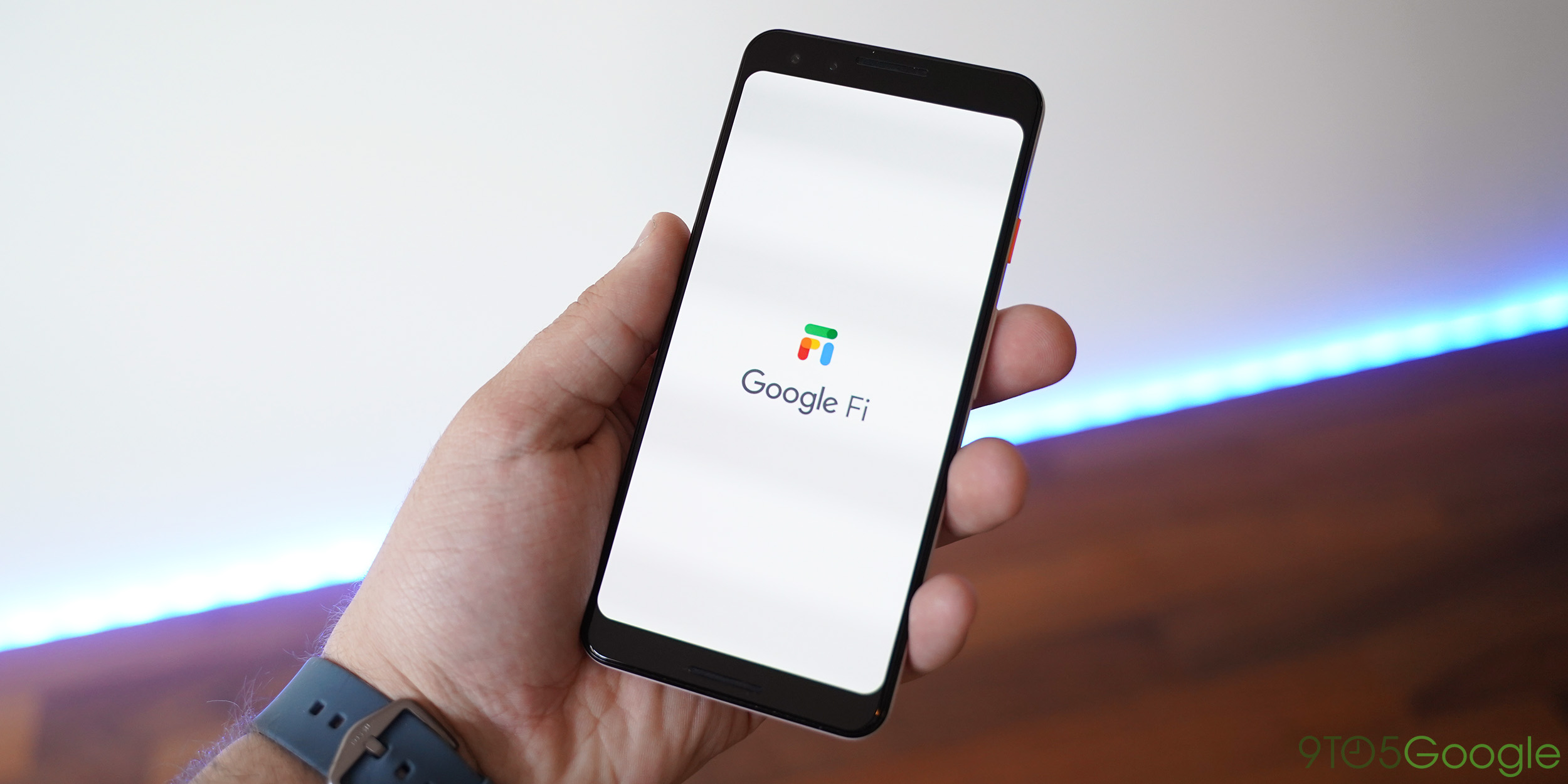 New Google Fi users get a free month of unlimited service when they bring their own phone
