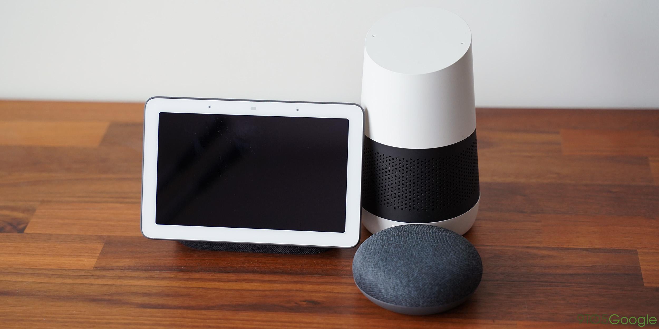 Google Assistant wird in Kürze auf 1 Milliarde Geräten verfügbar sein, da Google Home 2018 einen Rekord hatte