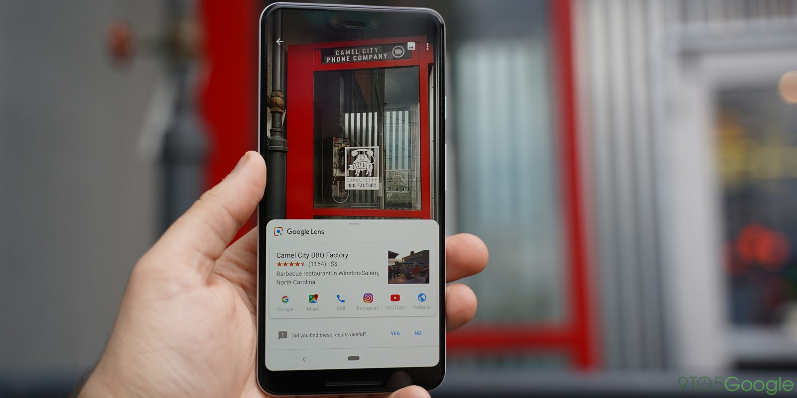 Google Lens Visual Search Now Rolling Out to Google App for iOS