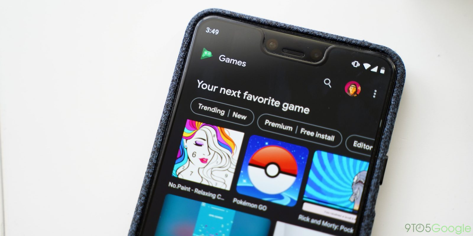 Google Play's Rewarded Products format lets Android gamers watch ads