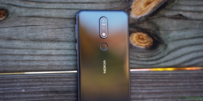 Affordable Android Device: Nokia 7.1