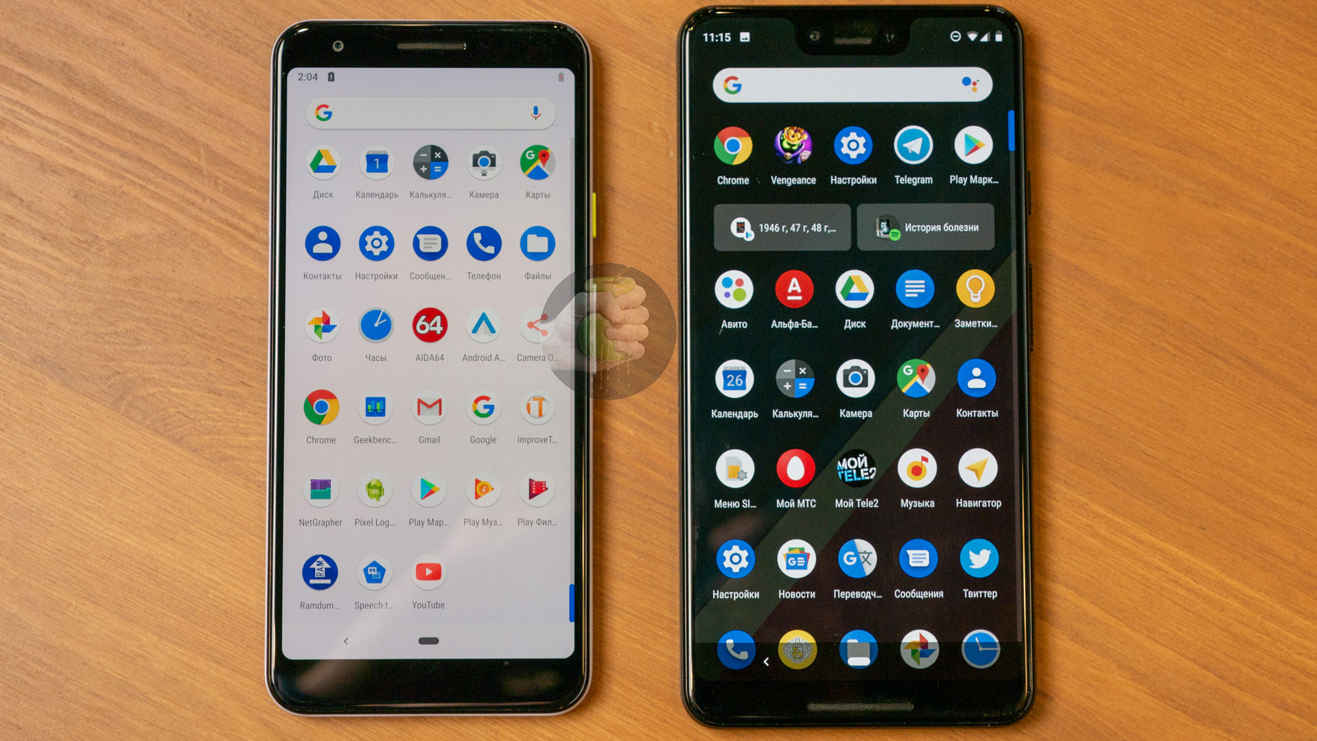 Latest Pixel 3 Lite leaks compare w/ other Pixels, iPhone XR