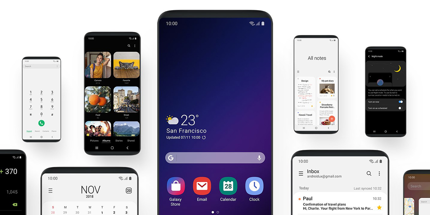 Samsung Galaxy Note 9 One UI beta released in Germany and India