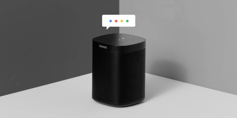 Google Assistant kommt endlich bei Sonos One und Sonos Beam an