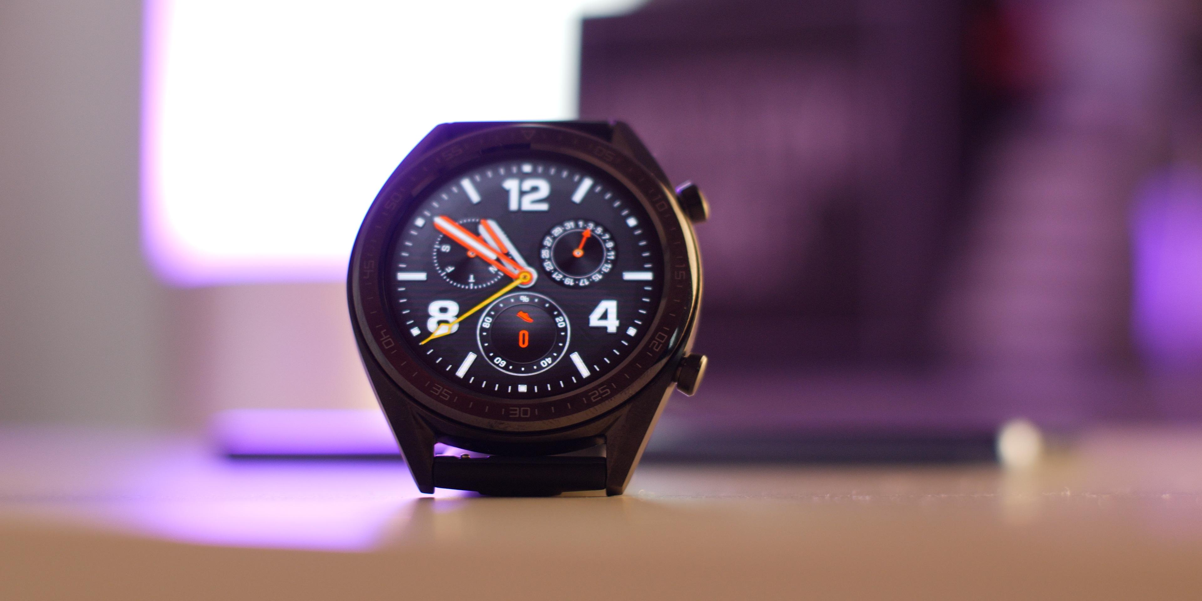 Huawei Watch GT watch face