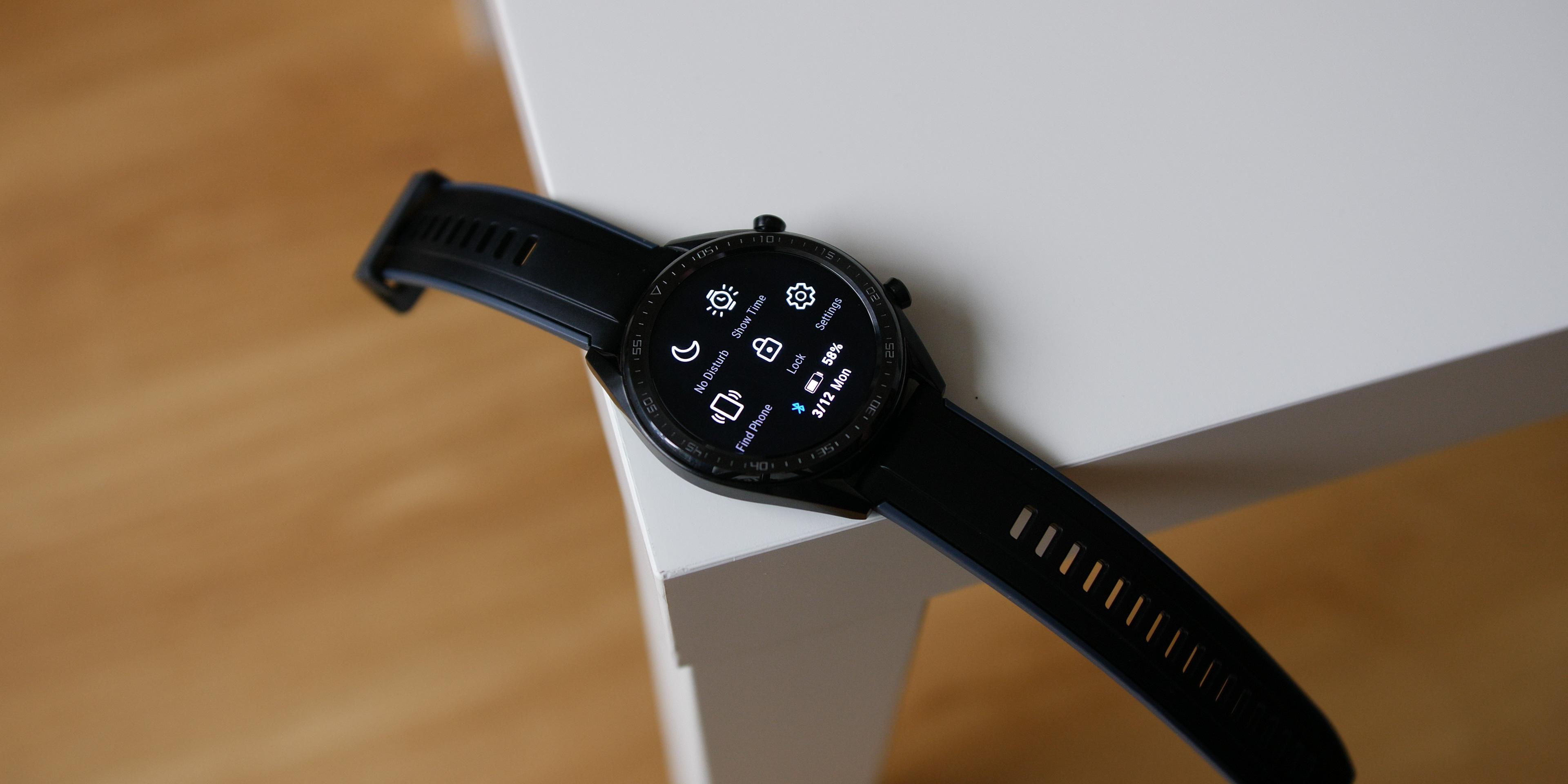 Huawei Watch GT software
