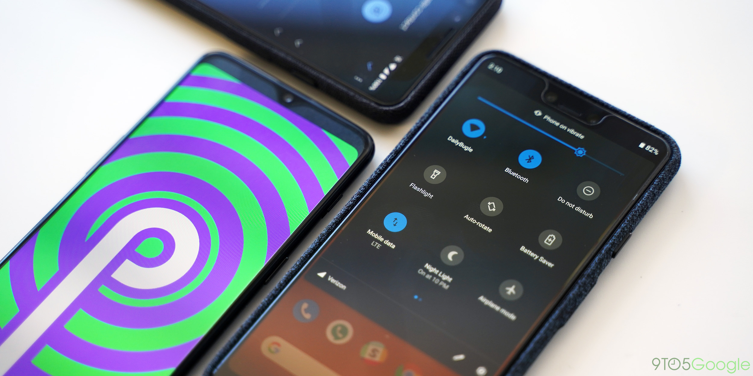 [Update: Made private] New evidence suggests Android Q may deliver a system-wide dark mode, more apps to be updated