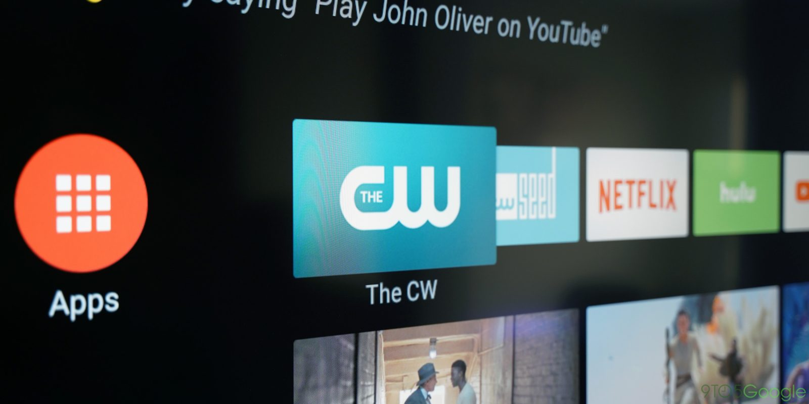 The CW app and CW Seed arrive on Android TV - 9to5Google