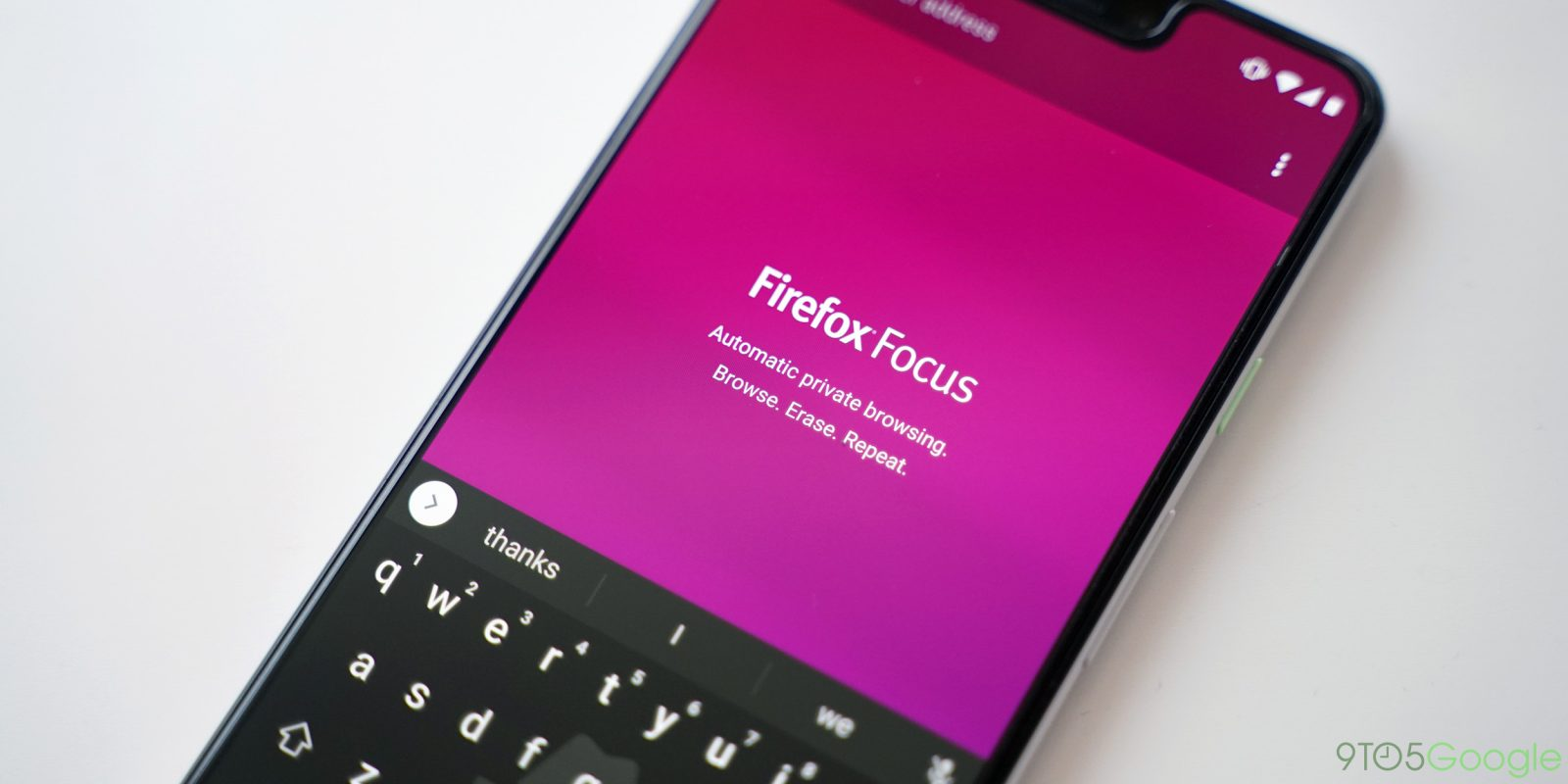 Firefox Focus adds Google Safe Browsing on Android - 9to5Google