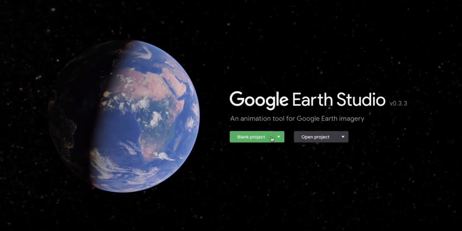 Google Earth Studio Is An Animation Tool To Create Geographic